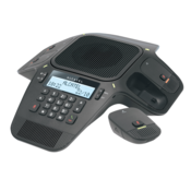 Alcatel Conference 1800 DECT telephone Black Caller ID