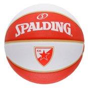 SPALDING košarkaška lopta CRVENA ZVEZDA 83-107Z