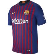 Nike FCB M NK BRT STAD JSY SS HM, muški dres za fudbal, plava