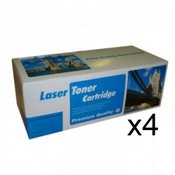 Set 4x kompatibilni tonerji Xerox Phaser 6125 , kompatibilni z 106R01331 do 106R01334