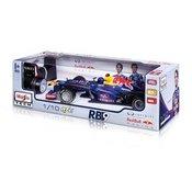 Automobil na daljinsko upravljanje 1:18 F1 Red Bull