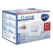 BRITA Maxtra+ Novo! rezervni filter ulošci 3+1 gratis