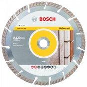 Bosch dijamantna rezna ploca Standard for Universal, 230 x 22,23 mm (2608615065)