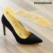 Akupresurni Magnetni vložki za čevlje INNOVAGOODS