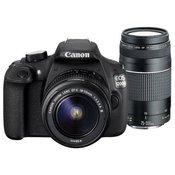 Canon DSLR FOTOAPARAT EOS 1200D + 18-55 + 75-300 USM