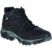 Merrell MOAB ADVENTURE MID WP, muške planinarske cipele, crna