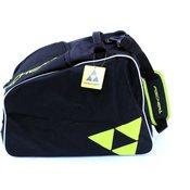 FISCHER torba za smučarske čevlje Alpine Eco (za 1 par), črna-rumena