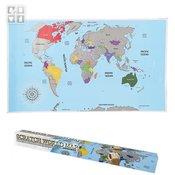 Greb Mapa Sveta