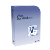 Visio 2010 Standard 32/64 bit