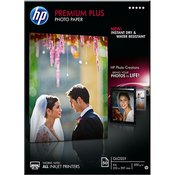 CR674A - HP Premium Plus Semi-gloss Photo Paper, 300 gsm, 50 listova, A4 (210 x 297 mm)