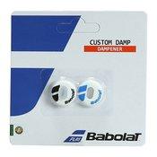 Babolat Custom Damp X2, blažilec vibracij, modra