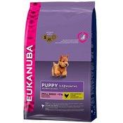 Eukanuba hrana za štence malih pasmina Puppy & Junior Small Breed 3 kg