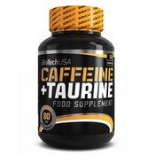 Caffeine + Taurine - 60 kapsula