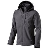 McKinley TURA II UX, muška jakna za planinarenje, crna