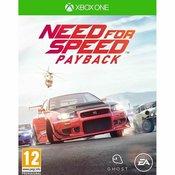 EA igra Need For Speed Payback (Xbox One)