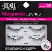 Ardell Magnetic Lashes Double 110 magnetne trepalnica 1 ks odtenek Black
