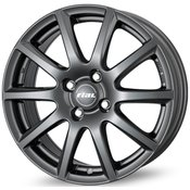 Rial platišča x112 ET47 7.0x17 RIAL MILANO titanium 66.5 ( Audi. VW. Seat. Škoda )