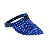 BAFPET Pika ogrlica + pamučna marama, crna, 30 cm