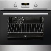ELECTROLUX vgradna pečica EZC2430EOX + kuhalna plošča LIV63431BK