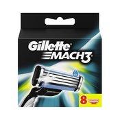 Gillette Mach 3 dopuna uložak za brijac 8 komada