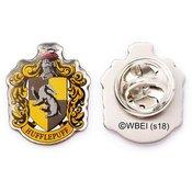 Harry Potter Hufflepuff Crest pin badge