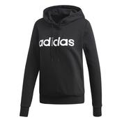 adidas W E LIN OHHD FL, ženska jopica, črna