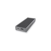 ICY BOX M.2-ohišje za trdi disk ICY BOX IB-1817M-C31 USB-C™ USB 3.1