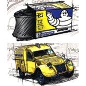 Michelin Collection Tubes CH 760-90 RET ( 750x85 -85 ) Creva za posebne gume