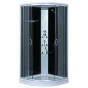 SANOTECHNIK masažna kompletna tuš kabina RELAX (TC07), 90x90x209cm