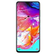 SAMSUNG mobilni telefon Galaxy A70 6GB/128GB (Dual SIM), črn