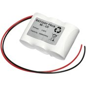 Emmerich Emmerich akumulator za hitno svijetlo 2500 mAh s kabelom 3.6 V 36C2500R C 2500, s kabelom