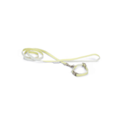 Beeztees Puppy Set Collar Leash 20-30 cmx10 mm Yellow