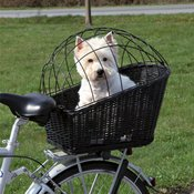 TRIXIE košara za kolo z mrežo