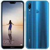 HUAWEI pametni telefon P20 Lite 4GB/64GB Dual sim, plavi