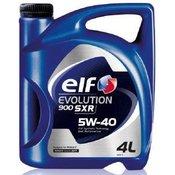 Elf motorno ulje Evolution 900 SXR 5W-40, 4 L