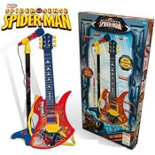 Muzicka igracka gitara sa mikrofonom SPIDERMAN 564
