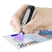 Detektor Ponarejenih Bankovcev Banknote Check