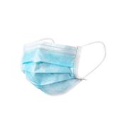 Kirurške maske troslojne s gumicom,PLAVA boja, pak/50