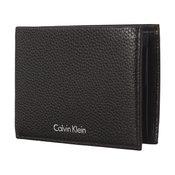 darilni paket moška denarnica Pebble (ležeča) - Black