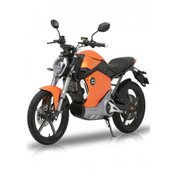 Super Soco motocikli TS1200R Electric Motorcycle Orange