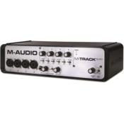 M-Audio M-Track Quad + Pro Tools 10 Express