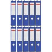 Arhivar QBO A4/75 (plava), samostojeći, 10 komada