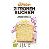 Mešanica za limonin kolač bio-brez glutena-BIOVEGAN, 430 g