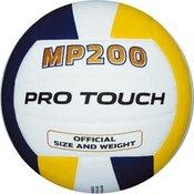 Pro Touch MP-200, indoor lopta za odbojku, crna