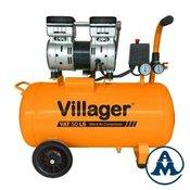 Villager kompresor Klipni VAT-50LS 230V 0 75kW/1KS 50lit