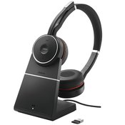 Jabra Evolve 75 UC Stereo incl. Charging stand & Link 370 (7599-838-199)
