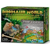 4M Set za izkopavanje Svet dinozavrov