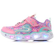 SKECHERS SKECHERS tenisice HEART LIGHTS 20180N LPMT