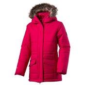 MCKINLEY KERRY II GLS, decji jakna za planinarenje, crvena