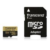 TRANSCEND memorijska kartica 32 GB micro SD TS32GUSDU3